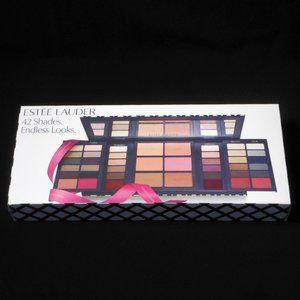 Estee Lauder new 42 Shades Endless Looks Gift Set.